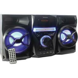 Magnavox MM441 3 Piece CD Shelf System Digital PLL FM Stereo