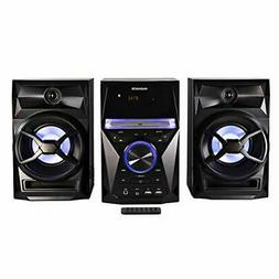Magnavox MM441 3-Piece CD Shelf System with Digital PLL FM S