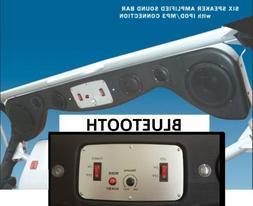 New Model Bluetooth Jeep Wrangler Cj Tj Yj Soundbar Will wor