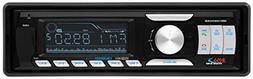 BOSS AUDIO MR1360UAB Marine Single-DIN MECH-LESS Receiver, B
