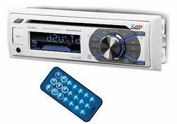 Boss Audio MR508UABW Marine CD/MP3 Player - iPod/iPhone Comp