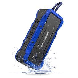 Poweradd MusicFly Indoor/Outdoor Portable Wireless Bluetooth