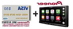 Pioneer MVH-2300NEX Digital Multimedia Video Receiver with 7