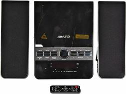New Bluetooth Craig Shelf Stereo CD Player System Alarm USB/