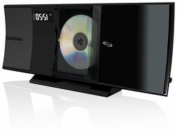 New iLive Bluetooth Slim Shelf Stereo System CD Player FM AU
