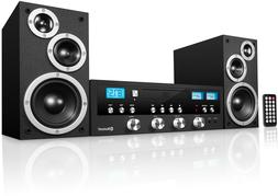 new cd stereo system bluetooth home speaker