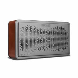 New <font><b>Vintage</b></font> Leather Mini Bluetooth Speak