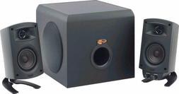 New Klipsch ProMedia 2.1 THX Certified Computer Speaker Syst
