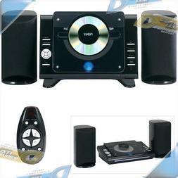 NEW NAXAWall-Mountable AM/FM Radio CD Player Portable Micr
