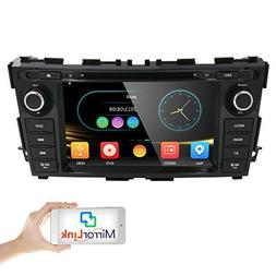 2013 2014 Nissan Altima in-Dash Navigation Stereo DVD CD GPS