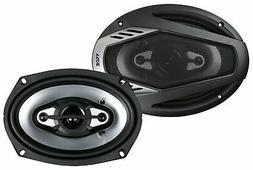BOSS Audio NX694 800 Watt , 6 x 9 Inch, Full Range, 4 Way Ca