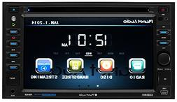 Planet Audio P9640B Double Din, Touchscreen, Bluetooth, DVD/