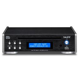 Teac PD301B Cd Player With Fm Tuner Usb