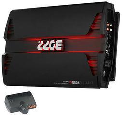 Boss Audio PD5000 Boss PHANTOM 5000 Watts, Class D Monoblock