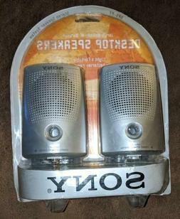 SONY Personal Stereo SPEAKERS SYSTEM MINI PORTABLE SRS-P7 Br