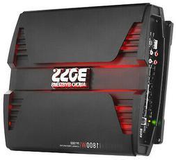 BOSS Audio PF1800 Phantom 1800 Watt, 4 Channel, 2/4 Ohm Stab