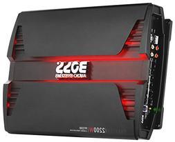 BOSS Audio PF2200 Phantom 2200 Watt, 4 Channel, 2/4 Ohm Stab