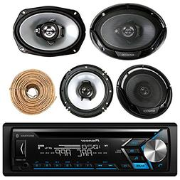 Pioneer DEH-S4000BT Car Bluetooth Radio USB AUX CD Player Re