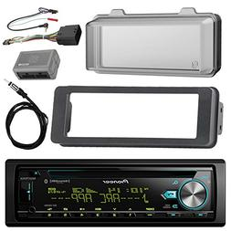 Pioneer DEH-X6900BT Stereo CD Receiver Radio - Bundle with I