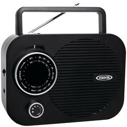 Jensen Portable AM/FM Radio