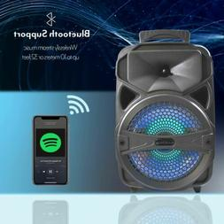 Portable Bluetooth Speaker System Subwoofer Super Bass Stere