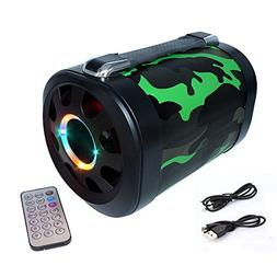 Hromen Portable Bluetooth Speaker Wireless Speaker, Big Bomb