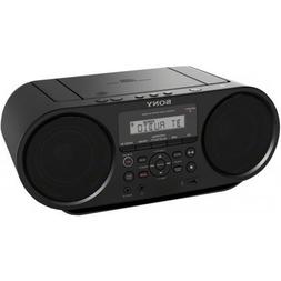 Sony CD Boombox with Bluetooth and NFC  with 10ft 3.5mm Audi