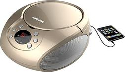 Sylvania Portable Cd Player & AM/FM Radi