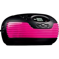 Coby Portable Cd Player & Digital AM/FM Radio Tuner Mega Bas