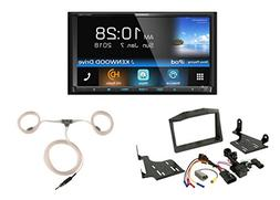 "Powersport Audio: Kenwood 6.95"" Bluetooth DVD Stereo Receive"