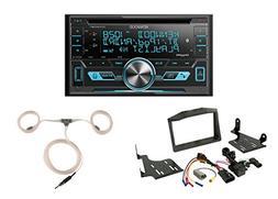 Powersport Audio: Kenwood 2-DIN Bluetooth CD AM/FM USB Stere