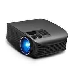 "Video Projector, RocketPro Projector 30,000 Hour, 200"" LCD 1"