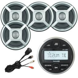 JBL PRV-175 Gauge Marine Boat Cycle Digital Media Bluetooth