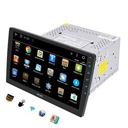 Quad Core Android 6.0 System Car Stereo with 10.1 '' Adjusta
