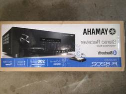 Yamaha R-S202  Stereo Receiver w/ Bluetooth 40 station FM/AM