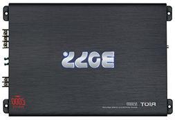 BOSS Audio R2000M - Riot 2000 Watt, 2/4 Ohm Stable Class A/B