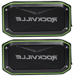 Rockville ROCK ANYWHERE WaterProof Portable Bluetooth Speak