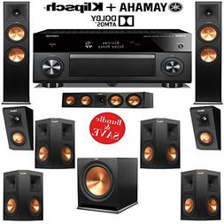 Klipsch RP-250F 7.1.2 Reference Premiere Dolby Atmos Home Th