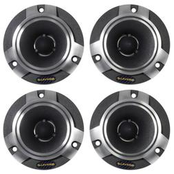 "Rockville RT5 2"" Aluminum Car/Pro Tweeters w Titanium Diaph"