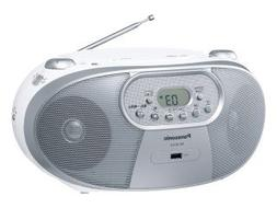Panasonic RX-DU10 - Portable Stereo CD System with AM/FM Rad