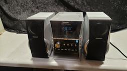 Panasonic SA-PM31 5 CD Changer - Tape Micro Mini Component S
