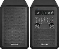 Sangean WR-50P Radio Tuner - Desktop