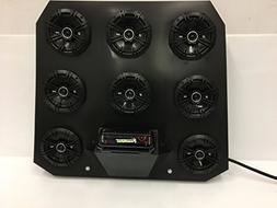 Galena SD POLARIS BIG DONKEY Radio Stereo System BT UTV Side