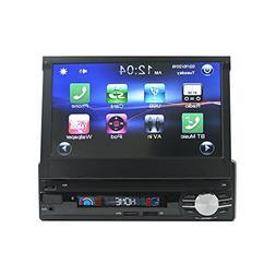 Lexxson 7Inches Single Din Touchscreen Bluetooth MP3/MP4/USB