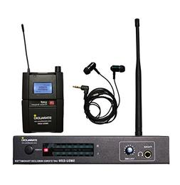STARAUDIO SMSU-0209 Pro DJ PA Stage Show UHF Body-pack Wirel