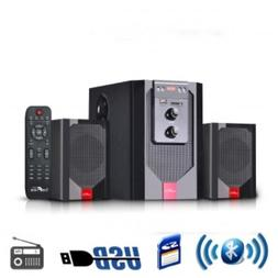 beFree Sound BFS40 2.1 Channel Surround Sound Bluetooth Spea
