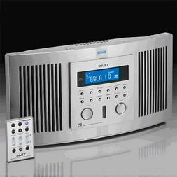 TEAC SR-L35 Mini Stereo System AM/FM/CD Audio Clock Radio-De