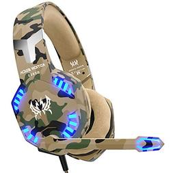 VersionTECH. Stereo Gaming Headset for PS4 Xbox One Controll