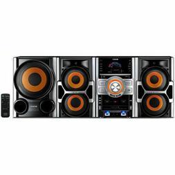 Sony Stereo LBT-GTZ4i Mini Hi-Fi Ipod Compatible 3 CD change