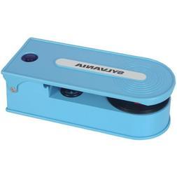 SYLVANIA STT008USB BLUE PC Encoding USB Turntables